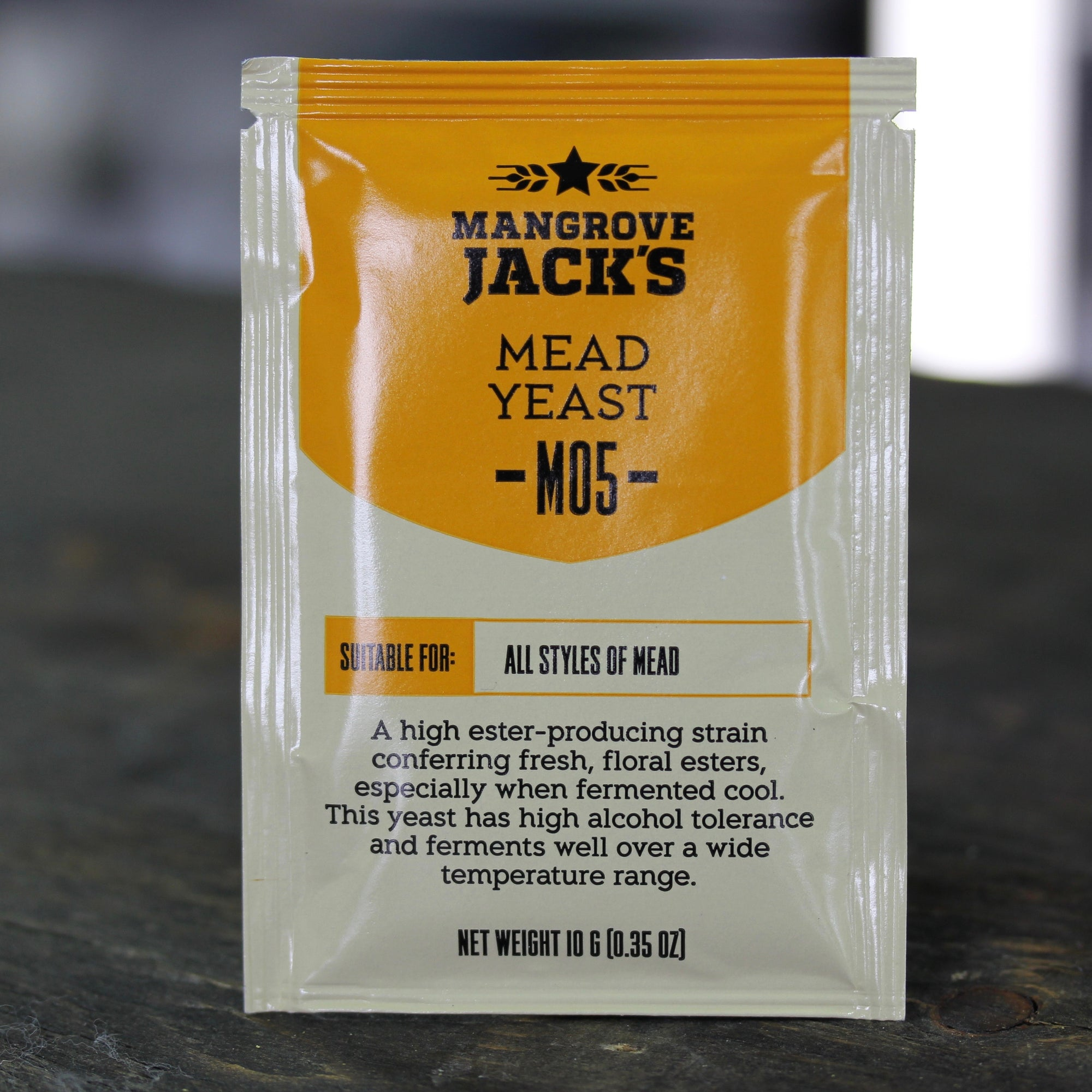 Mead Yeast - M06