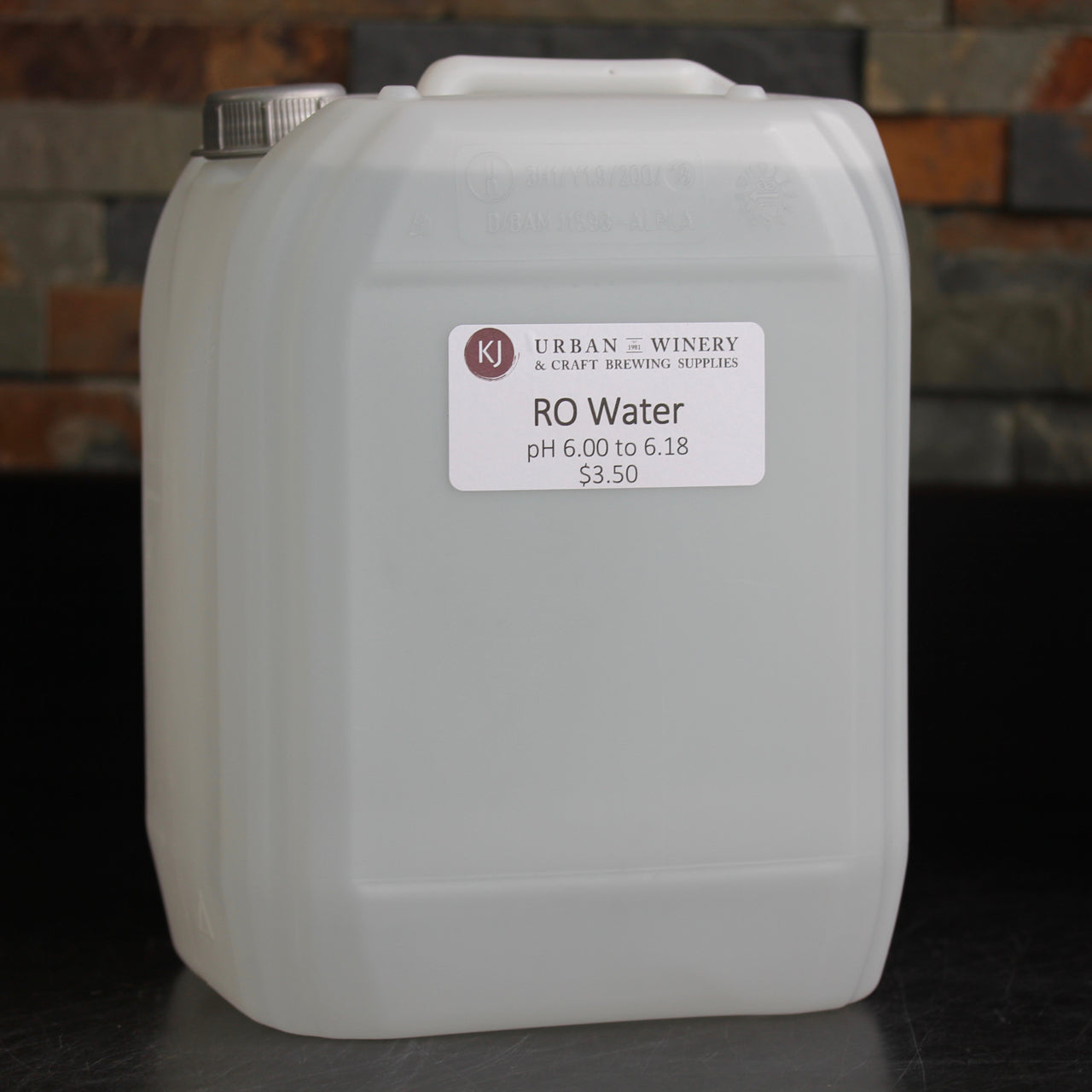 RO Water 11L (2.9 Gallon)