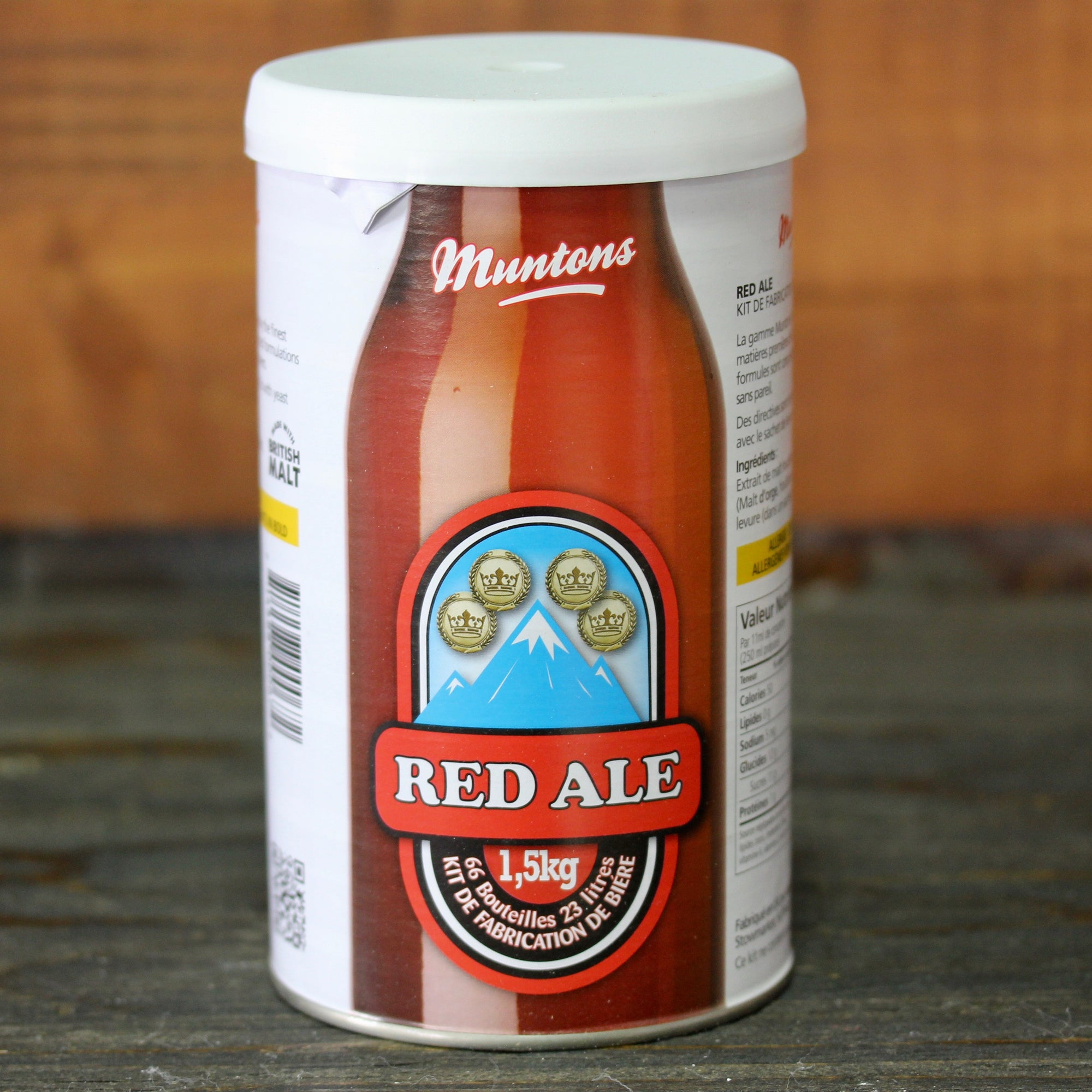 Muntons Beer Kit - Red Ale