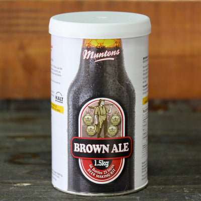 Munton's Beer Kit - Nut Brown Ale