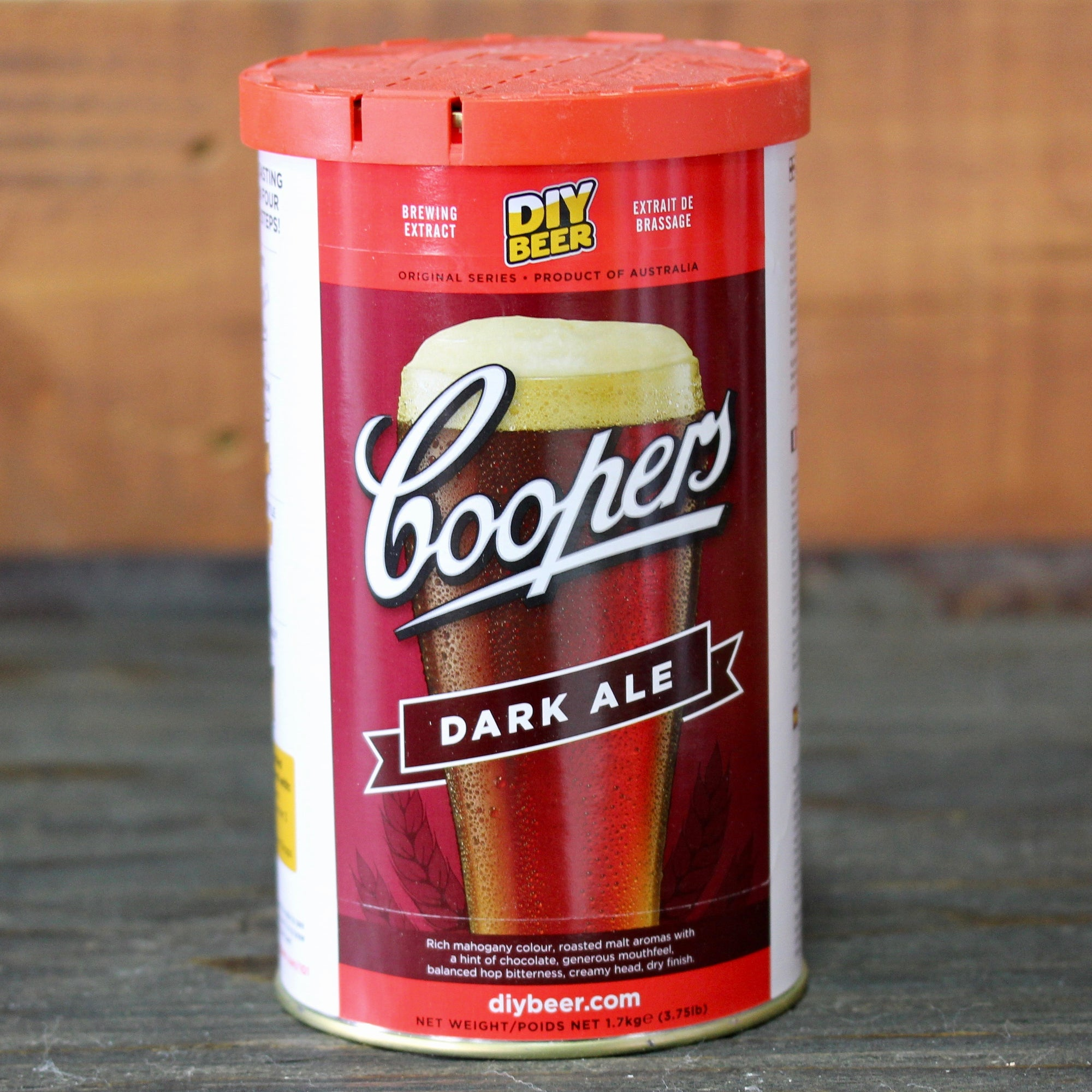Coopers Beer Kit - Dark Ale