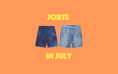 Jorts in July