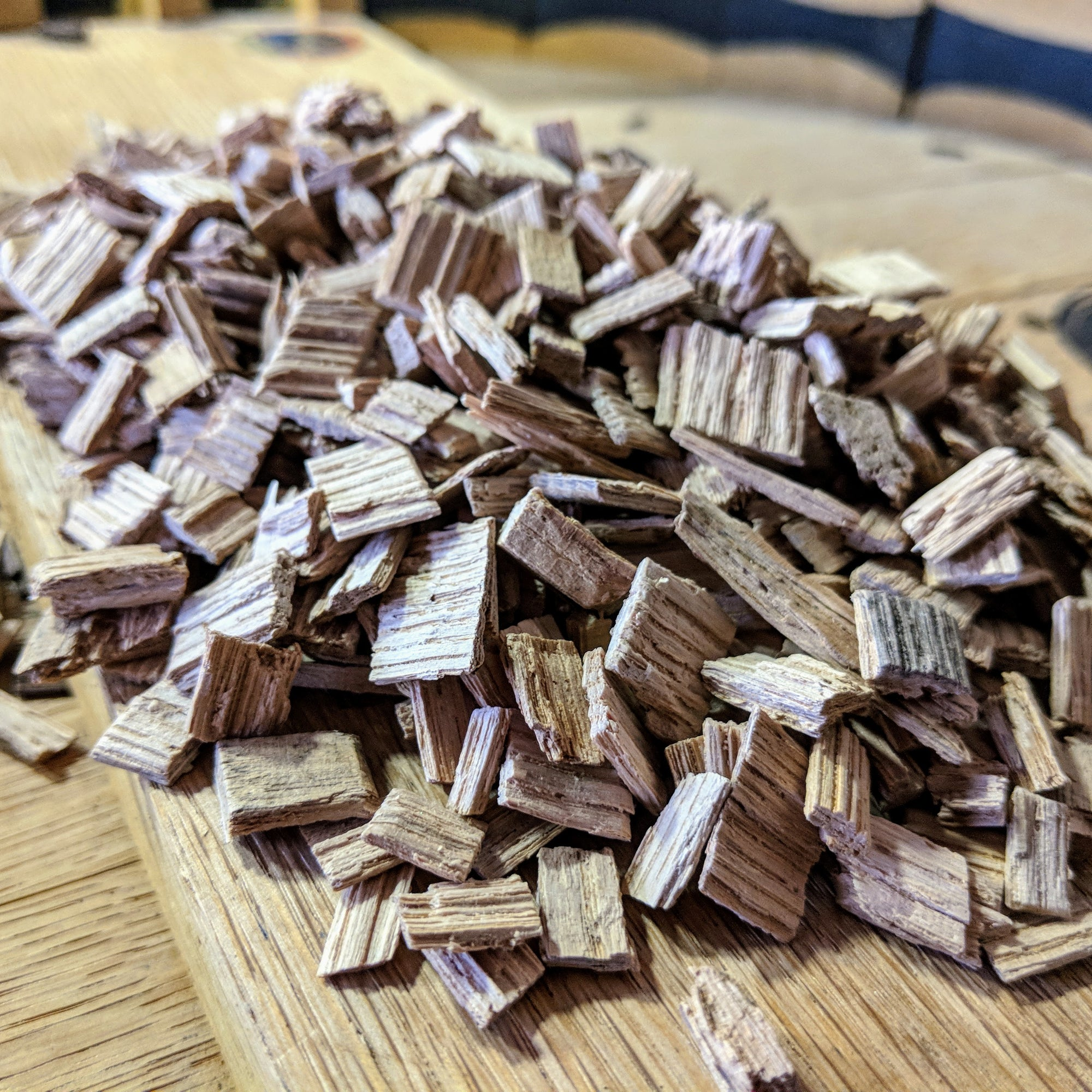 Oak Chips (500g) Regular