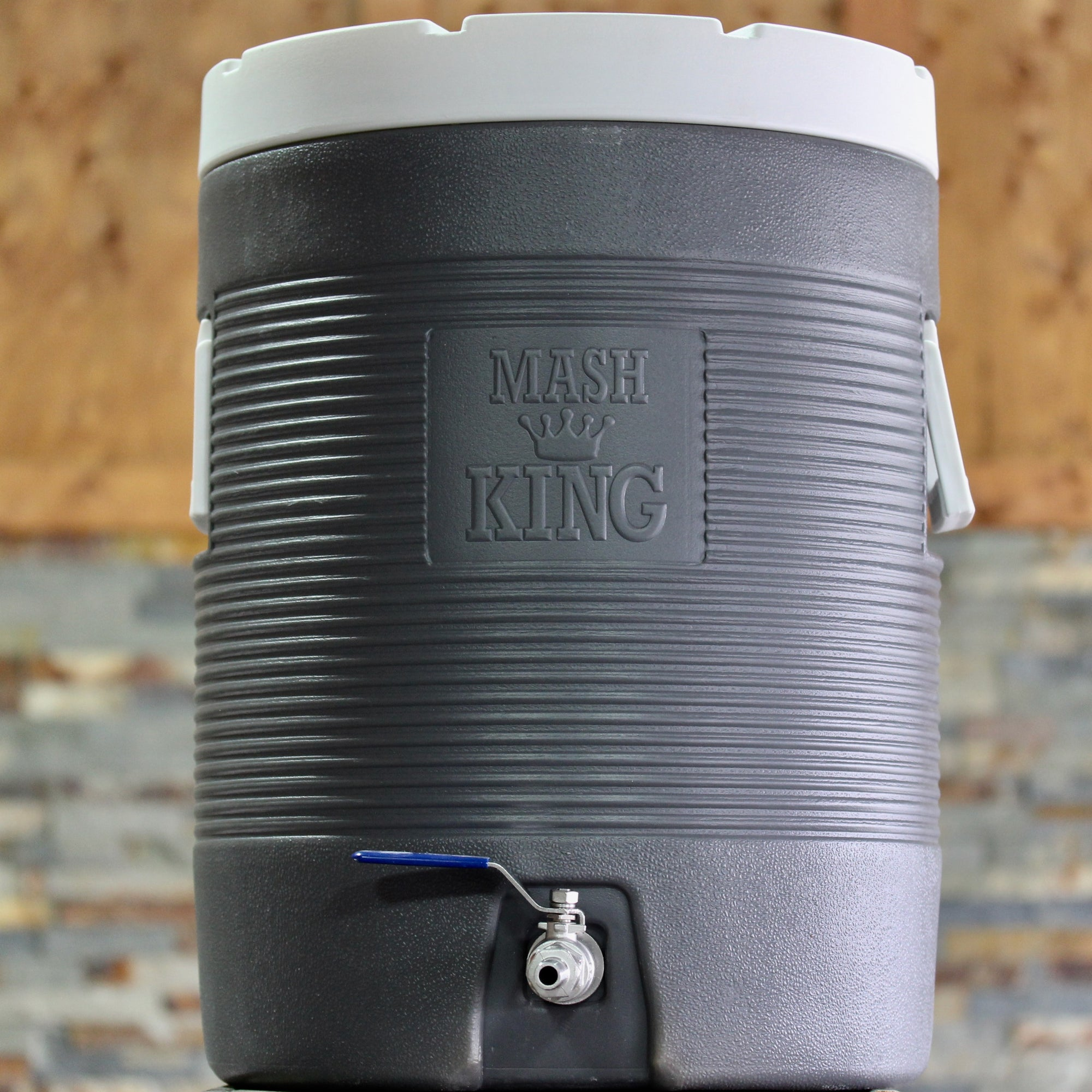Mash Tun w/ False Bottom