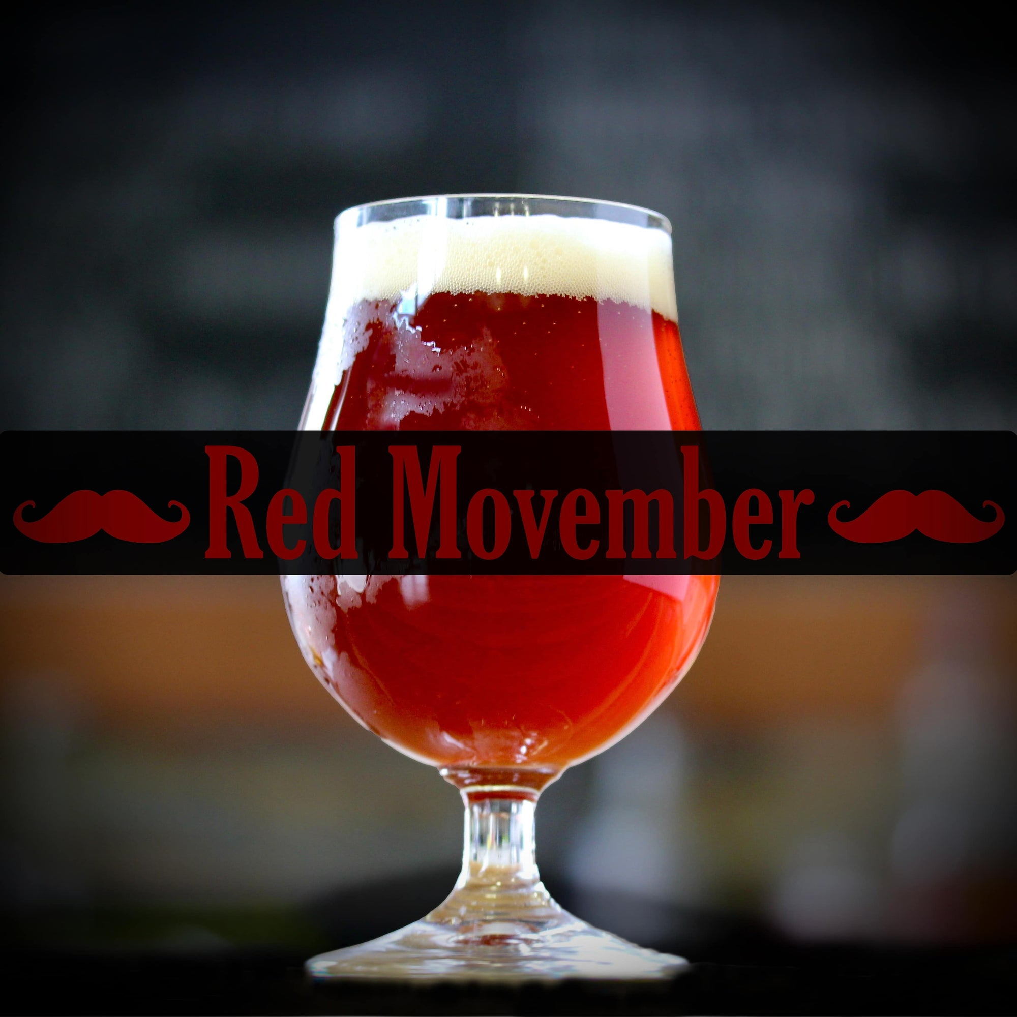 Red Movember - RED IPA Recipe