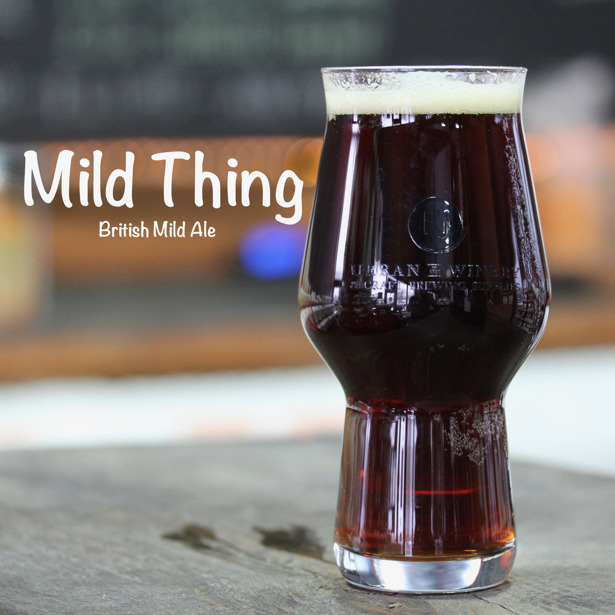 Mild Thing - English Mild Ale Recipe