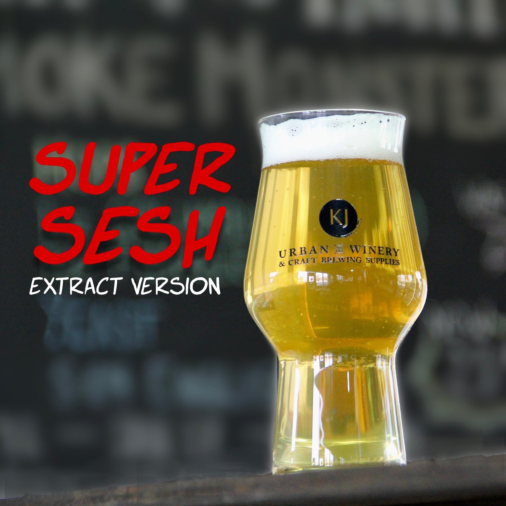 Super Sesh - Extract Version