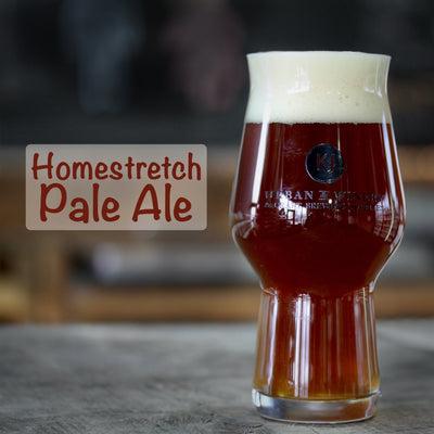 Homestretch Pale Ale