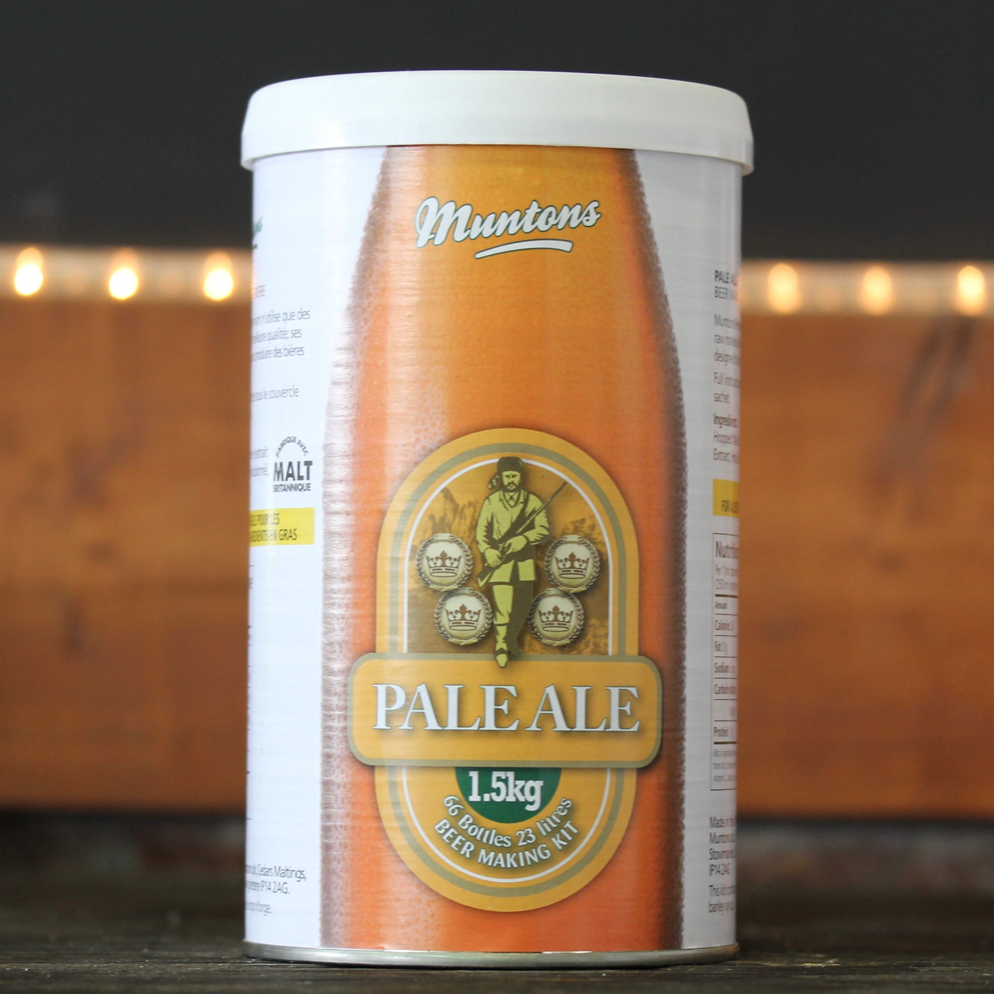 Muntons Beer Kit - Pale Ale