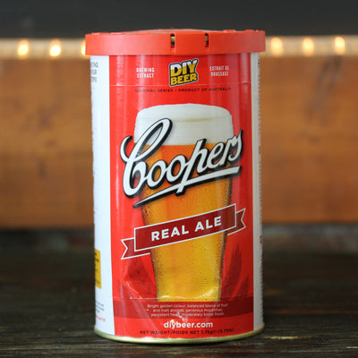 Coopers Beer Kit - Real Ale