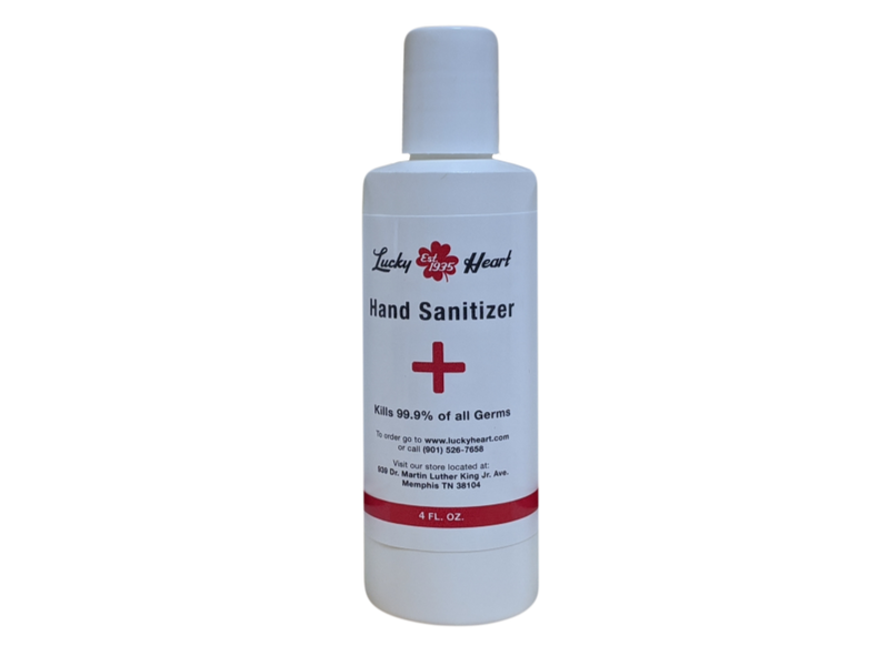Hand Sanitizer 4 oz.