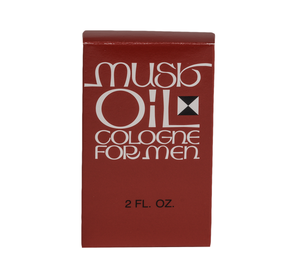 Musk Oil Cologne