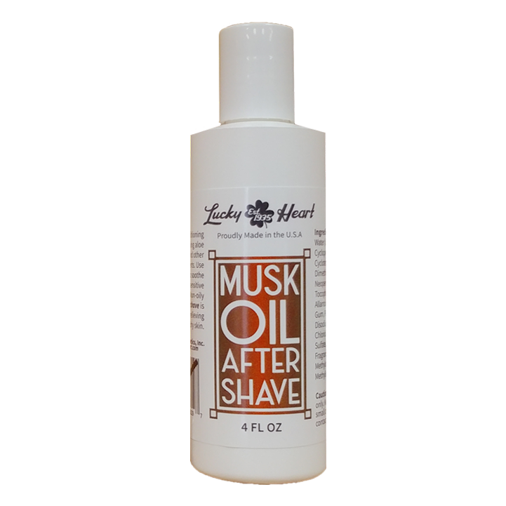 Musk Oil Aftershave