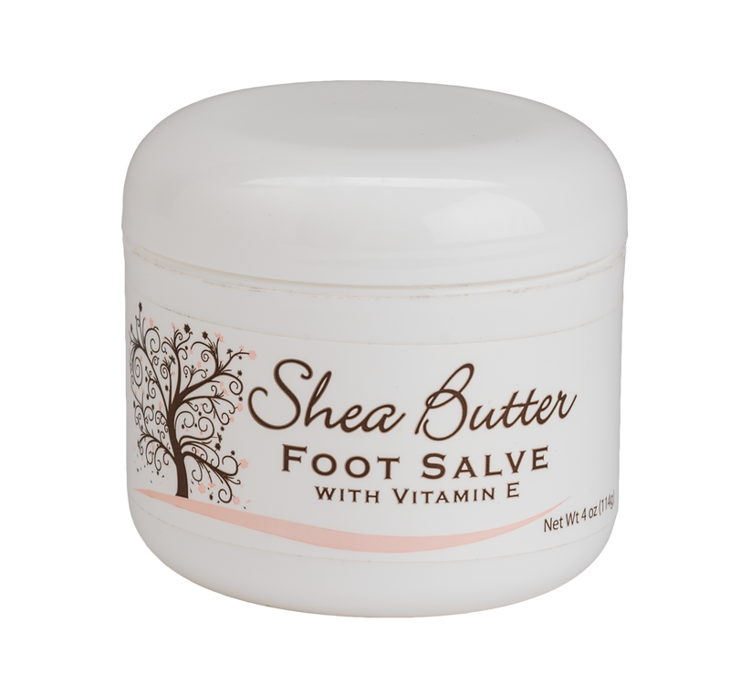Shea Butter Foot Salve