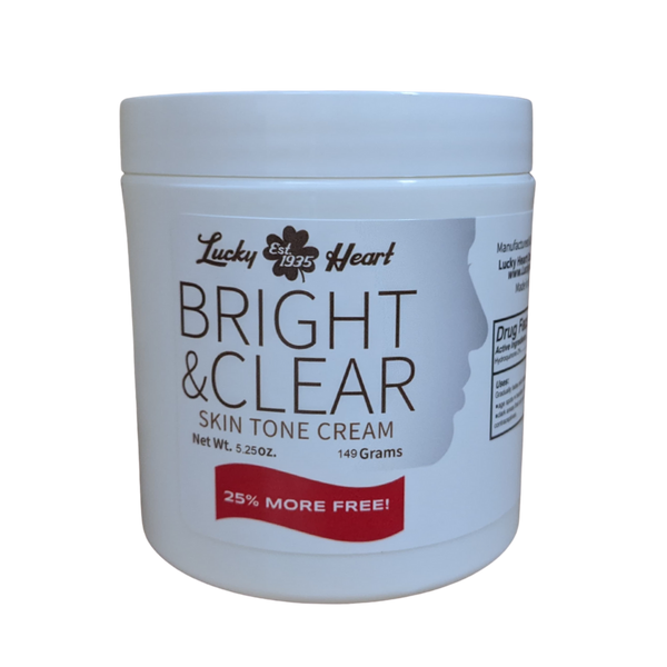 Bright & Clear Skin Tone Cream Large