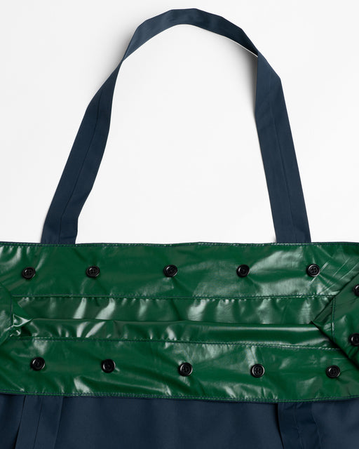 Detachable Plain Tote Bag