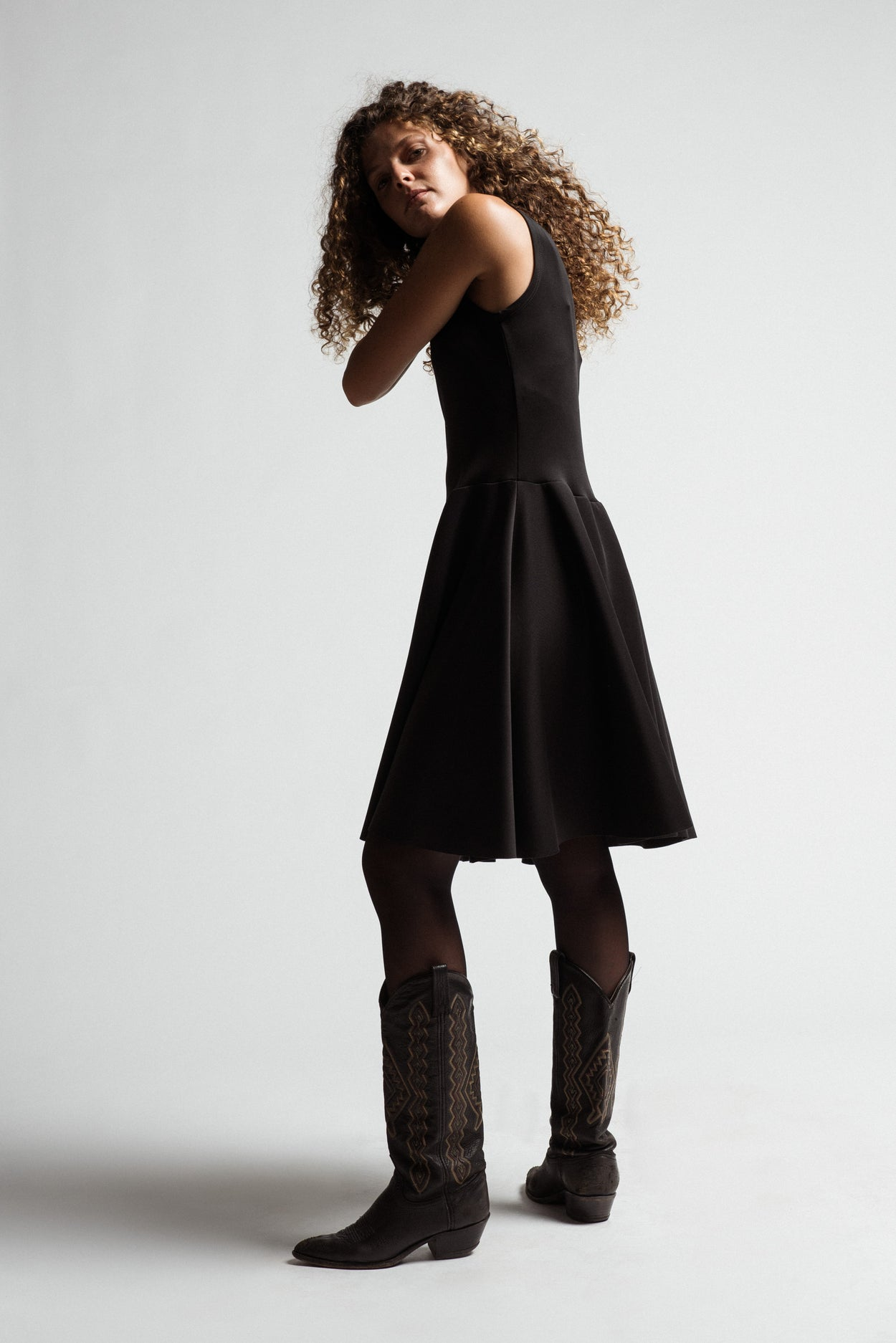 Neoprene Dress