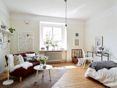 20 Ways To Make a Small Space Feel Large and Roomy