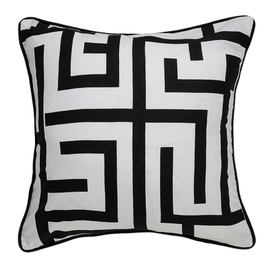 Apollo Geometric Throw Pillow