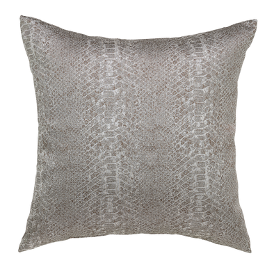 City Slate Art Deco Throw Pillow