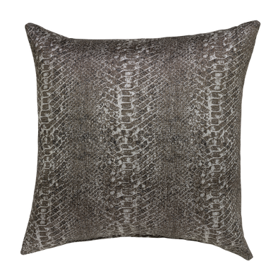 Forest Grass Art Deco Throw Pillow