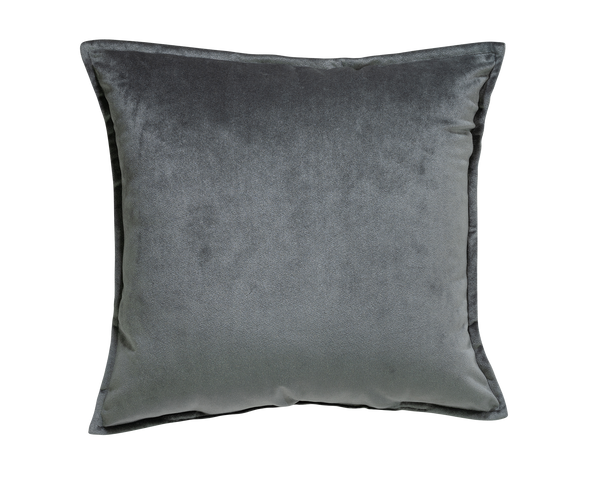 Pebble Bohemian Velvet Throw Pillow