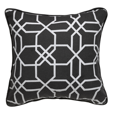 Chase Geometric Throw Pillow