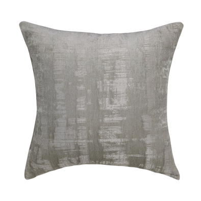 Lunar Smoke Contemporary Throw Pillow