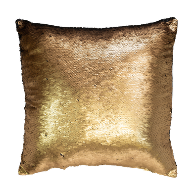 Venetian Graphite and Honey Throw Pillow