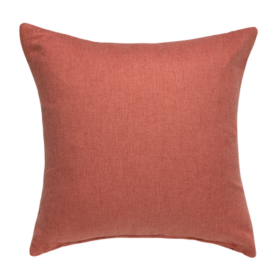 Fan Blush Pattern Throw Pillow