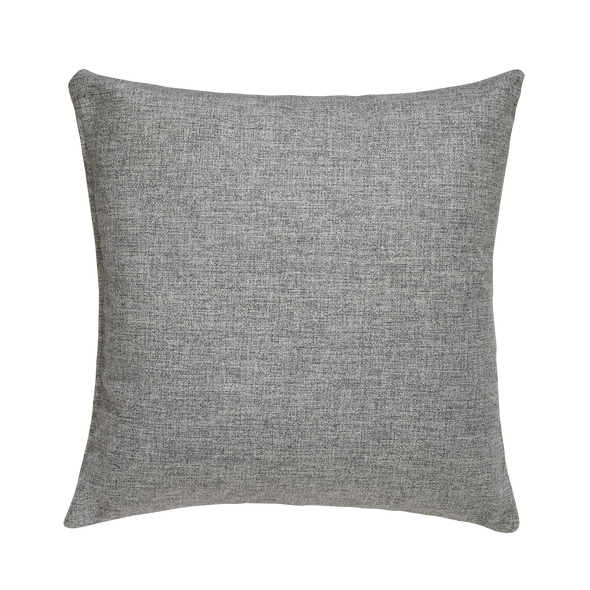 Fan Grey Pattern Throw Pillow