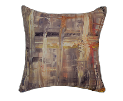 Abstract Gorlicky Original Throw Pillow
