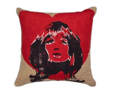 Pop Art Gorlicky Original Throw Pillow
