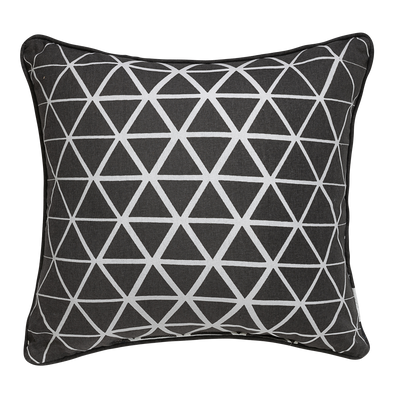 Galaxy Geometric Throw Pillow