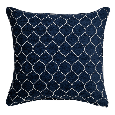 Hampton Midnight Throw Pillow