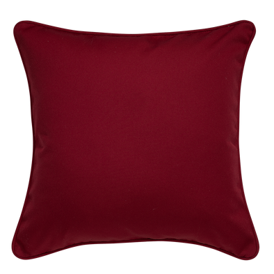 Cherry Horizon Outdoor Patio Throw Pillow
