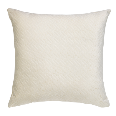 Pearl Basket Weave Throw Pillow