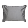 Tuxedo Faux Silk Breakfast Throw Pillow