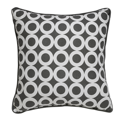 Opra Geometric Throw Pillow