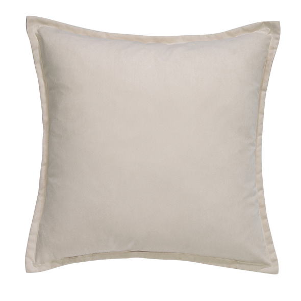 Sierra Fawn Suede Throw Pillow