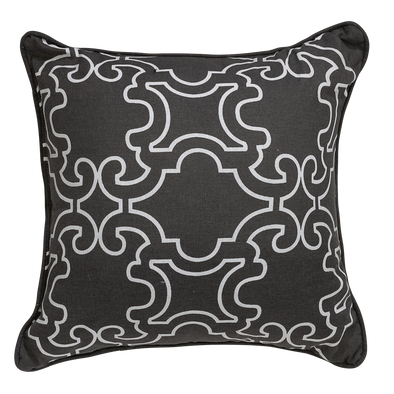 Venice Geometric Throw Pillow