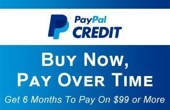 PayPal Credit - 6 months interest free!