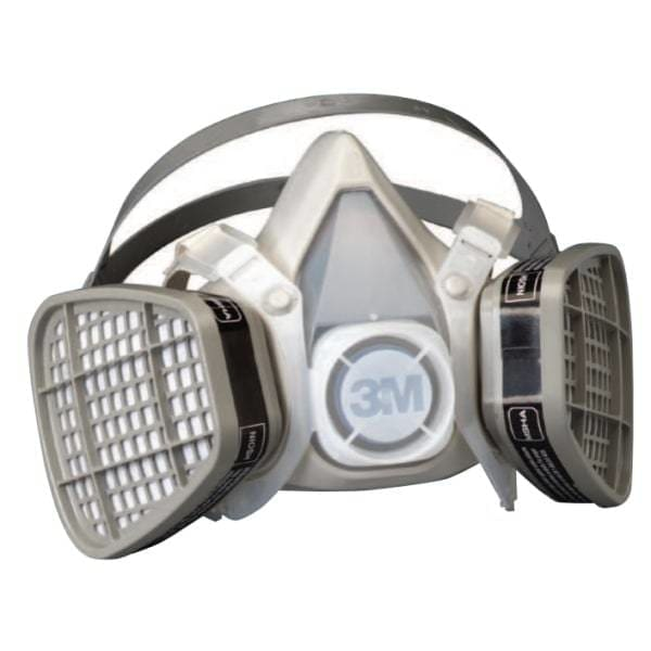 3M Half Facepiece Disposable Respirator Assembly -MMM53P71
