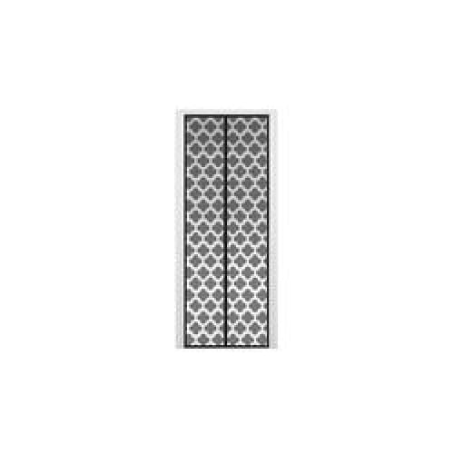 80x40 Super Magnetic Screen Door - Petal Pattern - Home Improvement