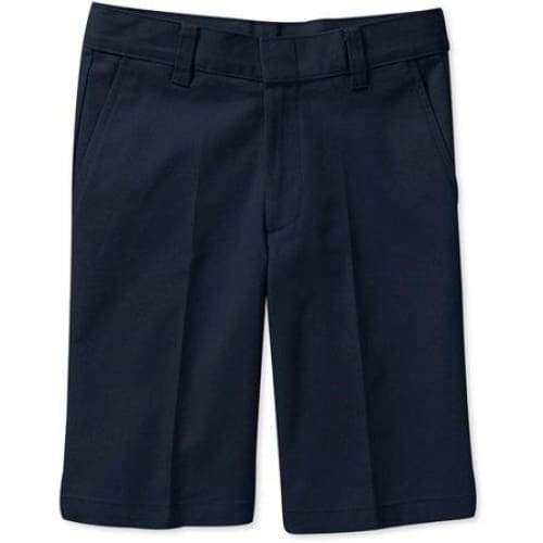 Boy's navy approved school wear shorts - Keuka Outlet
