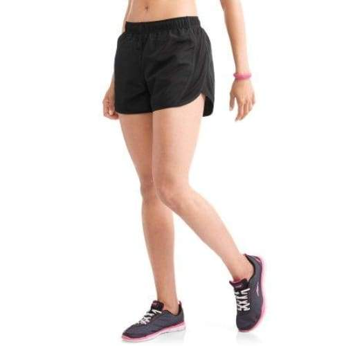 Atheltic Works Women's Core Active Woven Running Short with Hidden Liner - Keuka Outlet