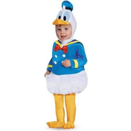 Baby Donald Duck Costume - Keuka Outlet
