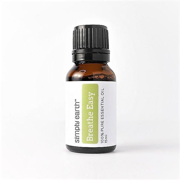 Breathe Easy Essential Oil Blend - 15ML - Keuka Outlet