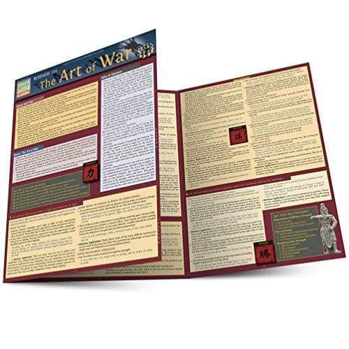 Business 101: The Art of War (Quick Study Business) - Media