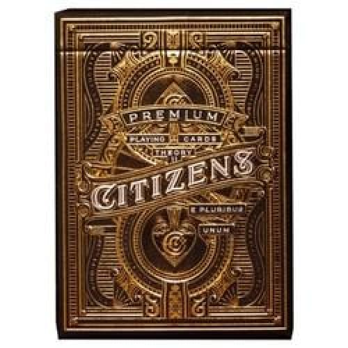 Citizen Playing Cards - Keuka Outlet